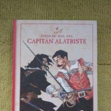 Juegos Antiguos: EL CAPITAN ALATRISTE JUEGO DE ROL (DEVIR CA001) - TAPA DURA. Lote 182458367