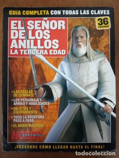 EL SEÑOR DE LOS ANILLOS LA TERCERA EDAD - HOBBY CONSOLAS - SUB02 (Juguetes - Rol y Estrategia - Juegos de Rol)