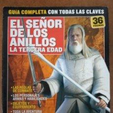 Juegos Antiguos: EL SEÑOR DE LOS ANILLOS LA TERCERA EDAD - HOBBY CONSOLAS - SUB02. Lote 182702560
