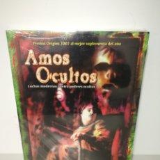 Juegos Antiguos: JUEGO DE ROL LA LLAMADA DE CHTULHU AMOS OCULTOS EL TRIANGULO DE LAS BERMUDAS. Lote 182981587