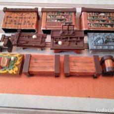 Juegos Antiguos: MUEBLES DEL HEROQUEST HERO QUEST. Lote 183294206