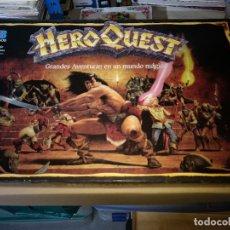 Juegos Antiguos: HERO QUEST © MB JUEGOS DESARROLLO CON GAMES WORKSHOP 1989 (CASI COMPLETO). Lote 183306741