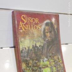 Juegos Antiguos: TOMO RUSTICA EL SEÑOR DE LOS ANILLOS LAS DOS TORRES - GAMES WORKSHOP. Lote 183423218