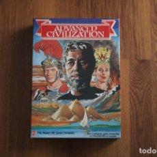 Juegos Antiguos: ADVANCED CIVILIZATION AVALON HILL JUEGO MESA ESTRATEGIA 1991 DESCATALOGADO TABLERO. Lote 183331897
