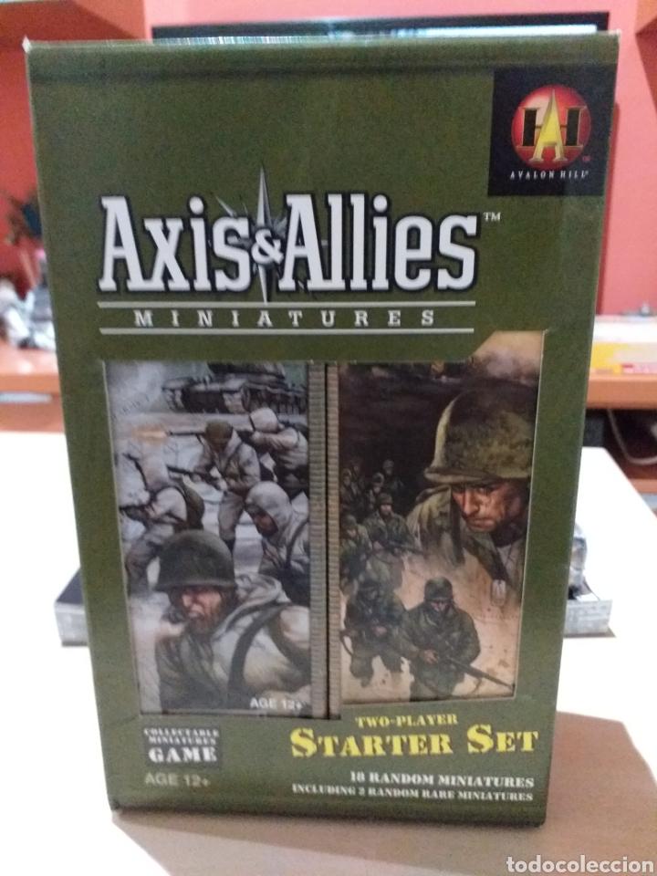 FIGURAS AXIS&ALLIES 18 FIGURAS DE ROLL (Juguetes - Rol y Estrategia - Juegos de Rol)
