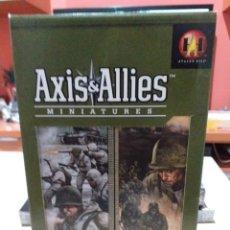 Juegos Antiguos: FIGURAS AXIS&ALLIES 18 FIGURAS DE ROLL. Lote 183514990