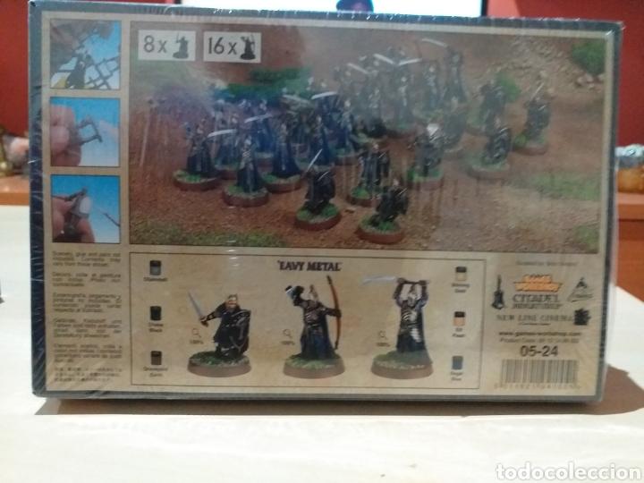 Juegos Antiguos: El señor de los anillos guerreros de la ultima alianza nuevo precintado - Foto 2 - 183516858