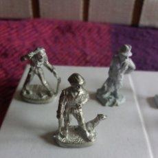 Juegos Antiguos: MINIATURAS FIGURAS RAFM DE METAL. Lote 183566803