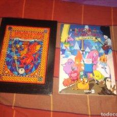 Juegos Antiguos: LOTE DE DOS MANUALES DE ROL, CHANGUELING EL ENSUEÑO, HORA DE AVENTURAS, JUEGOS DE ROL. Lote 183748980