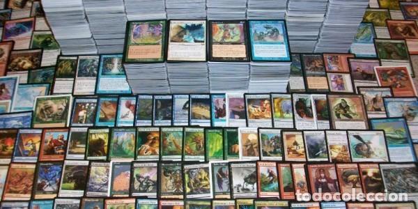 LOTE 1000 CARTAS MAGIC THE GATHERING (Juguetes - Rol y Estrategia - Otros)