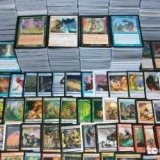 Juegos Antiguos: LOTE 1000 CARTAS MAGIC THE GATHERING. Lote 183915376