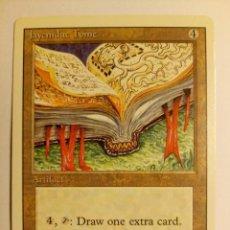 Juegos Antiguos: MAGIC THE GATHERING VOLUMEN DE JAYEMDAE REVISED JAYEMDAE TOME. Lote 184063221