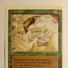 Juegos Antiguos: MAGIC THE GATHERING FUNGOSAURIO REVISED FUNGUSAUR. Lote 184063228