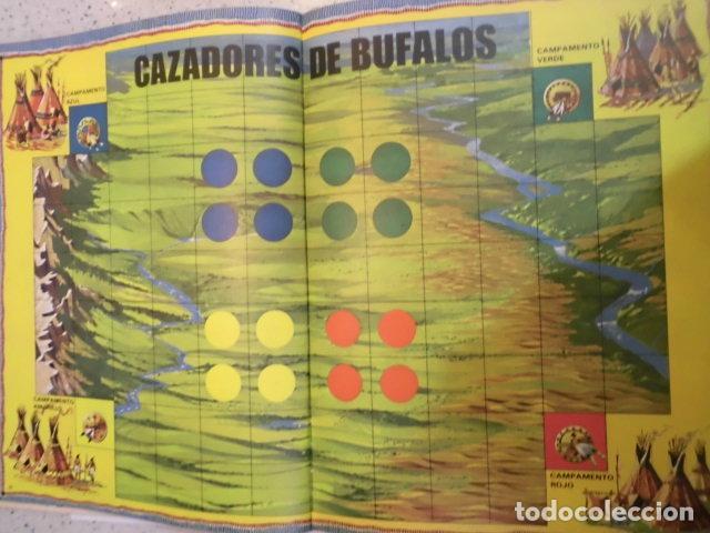 Juegos Antiguos: COLECCION JUEGOS DE LAS BATALLAS - NUM 1 - EL SALVAJE OESTE - NO JUGADO - Foto 6 - 209045968