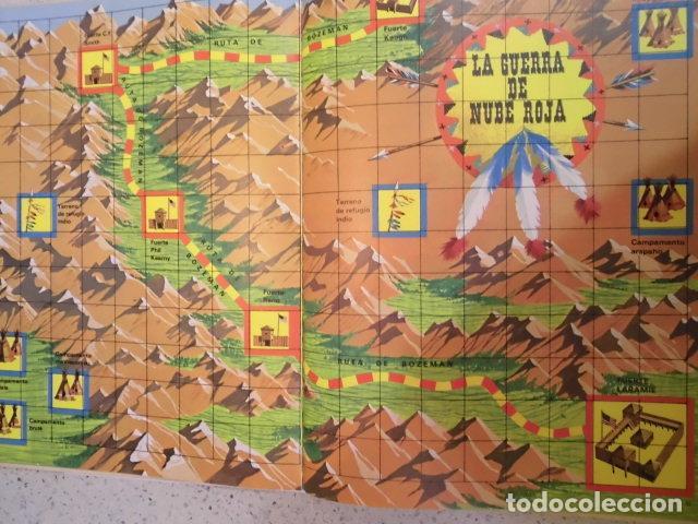 Juegos Antiguos: COLECCION JUEGOS DE LAS BATALLAS - NUM 1 - EL SALVAJE OESTE - NO JUGADO - Foto 7 - 209045968