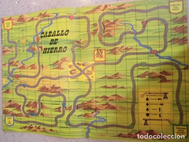 Juegos Antiguos: COLECCION JUEGOS DE LAS BATALLAS - NUM 1 - EL SALVAJE OESTE - NO JUGADO - Foto 8 - 209045968