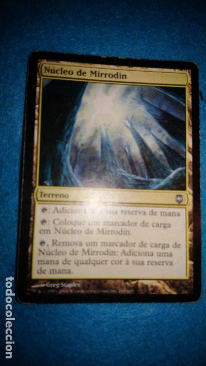 MAGIC THE GATHERING - MTG - NUCLEO DE MIRRODIN (Juguetes - Rol y Estrategia - Otros)
