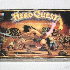 Juegos Antiguos: JUEGO DE MESA - HEROQUEST - MB. 1ªEDICION 1989 - MUY COMPLETO - HERO QUEST. Lote 184919873