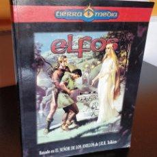 Juegos Antiguos: TIERRA MEDIA, ELFOS, ROLEMASTER, LA FACTORIA DE IDEAS, AÑO 2000, L11718. Lote 185077678