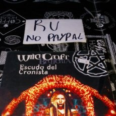 Jeux Anciens: WITCHCRAFT WITCH CRAFT BRUJERÍA ESCUDO DEL CRONISTA. Lote 186234916