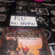 Juegos Antiguos: YERMOS Y EXTERIORES SWORD SORCERY TIERRAS HERIDAS. Lote 186347507