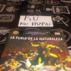 Juegos Antiguos: LA FURIA DE LA NATURALEZA SWORD SORCERY LA FACTORIA DE IDEAS. Lote 186347801