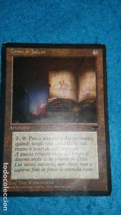 MAGIC THE GATHERING - MTG - VOLUMEN DE JALUM (Juguetes - Rol y Estrategia - Otros)