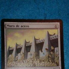 Juegos Antiguos: MAGIC THE GATHERING - MTG - MURO DE ACERO. Lote 186368241