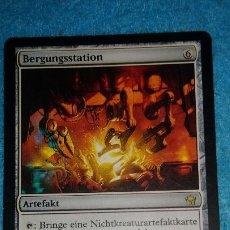 Juegos Antiguos: MAGIC THE GATHERING - MTG - BERGUNSSTATION. Lote 187373411