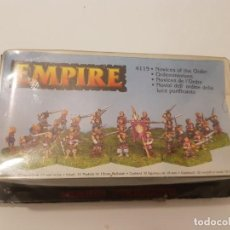 Juegos Antiguos: ROL HOBBY PRODUCTS METAL MAGIC EMPIRE NOVICE OF THE ORDER. Lote 187537592