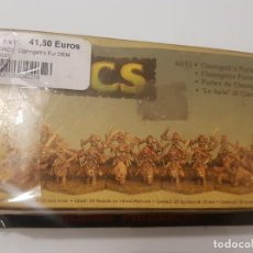 Juegos Antiguos: ROL HOBBY PRODUCTS METAL MAGIC ORCS CLANNGETT'S FURIES. Lote 187538445