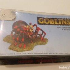 Juegos Antiguos: ROL HOBBY PRODUCTS METAL MAGIC GOBLINS ARAÑA MACROTHELE. Lote 187539593