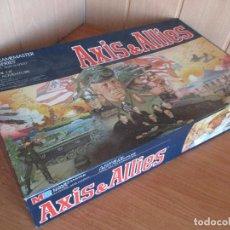 Juegos Antiguos: AXIS & ALLIES: JUEGO DE ESTRATEGIA (MB GAMEMASTER SERIES) . Lote 187632458