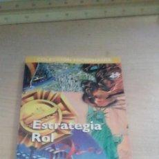 Juegos Antiguos: COLECCION MICROMANIA Nº 5.--ESTRATEGIA ROL LIBRO.-HOBBY PRESS 1985. Lote 188454003