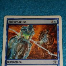 Juegos Antiguos: MAGIC THE GATHERING - MTG - HIBERNACIÓN . Lote 188802187