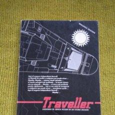 Juegos Antiguos: TRAVELLER REGLAMENTO (DISEÑOS ORBITALES 2201). Lote 189684162