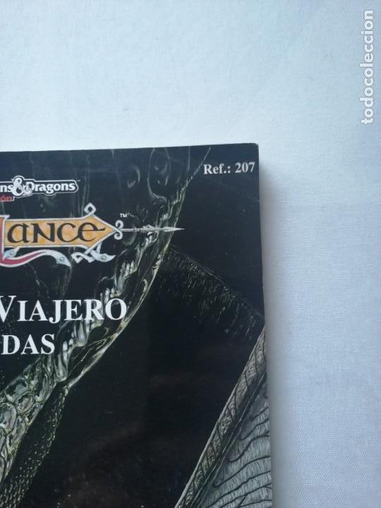 Juegos Antiguos: DRAGONLANCE GUIA DEL VIAJERO A TALADAS. - Foto 7 - 190881086