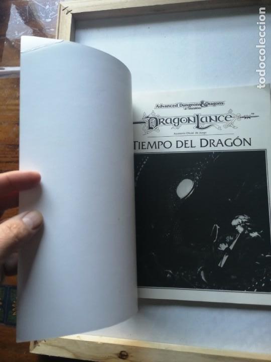 Juegos Antiguos: DRAGONLANCE GUIA DEL VIAJERO A TALADAS. - Foto 8 - 190881086