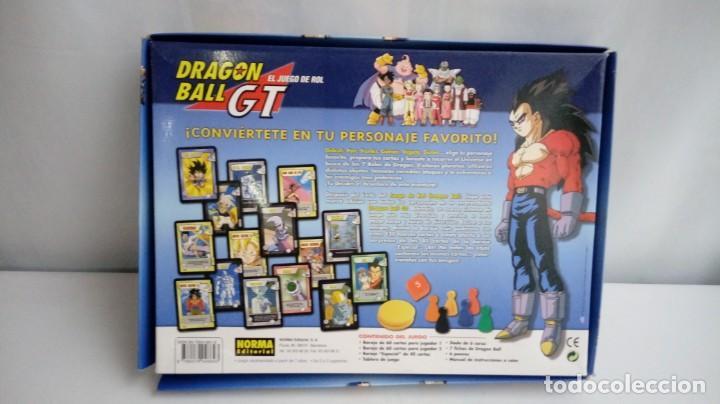 Juegos Antiguos: Juego del rol Dragon ball GT Norma - Foto 2 - 232784560
