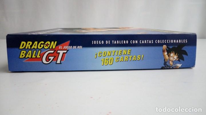 Juegos Antiguos: Juego del rol Dragon ball GT Norma - Foto 3 - 232784560