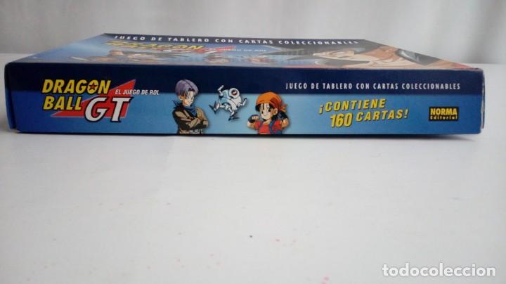 Juegos Antiguos: Juego del rol Dragon ball GT Norma - Foto 8 - 232784560