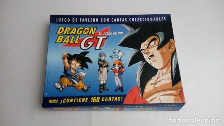 Juegos Antiguos: Juego del rol Dragon ball GT Norma - Foto 9 - 232784560