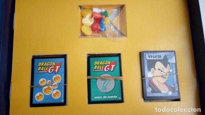 Juegos Antiguos: Juego del rol Dragon ball GT Norma - Foto 11 - 232784560