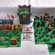 Juegos Antiguos: JUEGO DE MESA/BATTLE MASTERS DE MB/GAMES WORKSHOP-SIN CAJA.. Lote 191602678