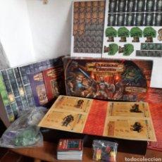 Juegos Antiguos: DUNGEONS & DRAGONS / COMPLETO SIN JUGAR / A ESTRENAR / PARKER. Lote 192377681