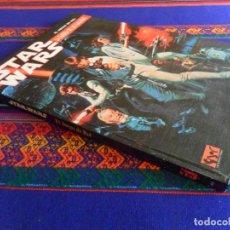 Juegos Antiguos: EL JUEGO DE ROL STAR WARS LA GUERRA DE LAS GALAXIAS, JOC INTERNACIONAL 1990. WEST END GAMES. RARO. . Lote 193011405
