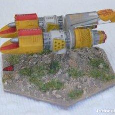 Juegos Antiguos: STAR WARS CARRERAS DE VAINAS (NAVE 2). Lote 193907087