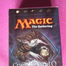 Juegos Antiguos: CARTAS MAGIC CREPUSCULO DRENAJE VITAL MAZO CON 60 CARTAS SIN ABRIR. Lote 193914703