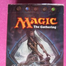 Juegos Antiguos: CARTAS MAGIC MAZO CON 60 CARTAS SIN ABRIR DE CREPUSCULO BOMBARDEO DE BATALLA. Lote 193949550