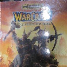 Juegos Antiguos: ROL: WARCRAFT - PRECINTADO A ESTRENAR. Lote 194008175